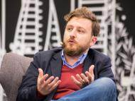 Tommaso Canonici, cofundador y director general de Opinno