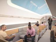 Así es viajar en Virgin Hyperloop