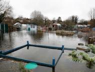 Aumentan las tormentas extremas y las inundaciones repentinas con el calentamiento global