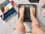 Báscula de grasa corporal de Lidl