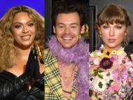 Beyoncé, Harry Styles y Taylor Swift han ganado premios en los Grammy 2021