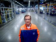 El CEO de Volvo, Håkan Samuelsson