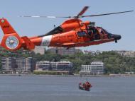 Helicóptero guardacostas