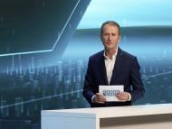 Herbert Diess, CEO Volkswagen