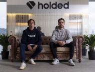 Javi Fondevila y Bernat Ripoll, cofundadores de Holded.