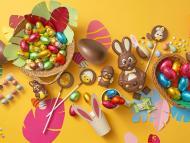 Mercadona amplía sus chocolates de Pascua: desde los típicos conejos y polluelos hasta 'La Liga de la Justicia'