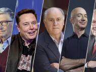 Millonarios y ricos