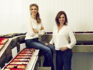 Sandra Segimón y Natacha Apolinario, cofundadoras y presidentas del Grupo Sushita de restauración.