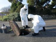 Vigilancia de las aguas residuales para detección del COVID-19