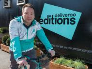 Will Shu, CEO de Deliveroo