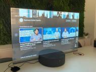 Xiaomi TV transparente