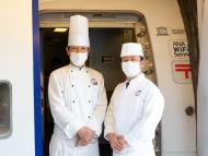 All Nippon Airways chefs