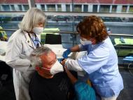 Campaña de vacunación contra el coronavirus