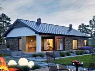 Esta casa prefabricada de Norges Hus cuesta 53.800 euros.