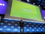 Daniel Ek, uno de los fundadores de Spotify.