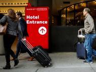 Hotel Marriott en Nueva York