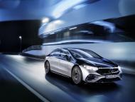 Imagen del Mercedes EQS