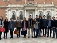 Investigadores de la Universidad de Valencia