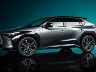 El nuevo Toyota bZ4X