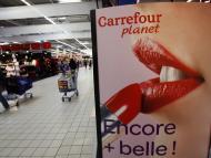 Sector belleza  en Carrefour