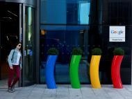 Sede de Google en Dublín Irlanda