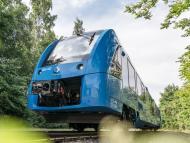 Un tren de Alstom