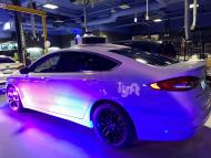Vehículo autónomo de Lyft en EEUU