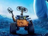 wall-e pixar animación robot