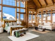 Airbnb en la montaña