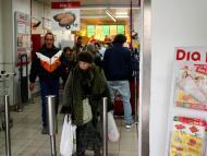 Dija y Coop, los supermercados que quieren poner bajo las cuerdas a Mercadona