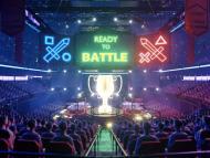 eSports torneo competición equipos