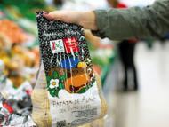 Mercadona compra un millón de patatas de Álava: así es esta exitosa patata con sello de calidad
