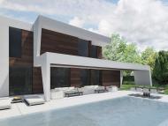 El modelo Cubic Evo, la más cara de las casas prefabricadas de Joaquín Torres.