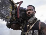 Omari Hardwick en el papel de Vanderohe en 'Army of dead' ('Ejército de los muertos')