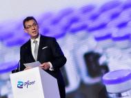 Pfizer aumenta su beneficio neto un 45% en el primer trimestre de 2021