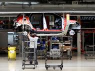 Planta de fabricación de Seat en Martorell (Barcelona) Reuters