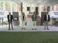 Portavoces en la presentación de Scaleup Spain Network