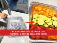 El truco de TikTok más sencillo para mantener fresca la comida más tiempo