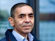 Ugur Sahin, cofundador y CEO de BioNTech.