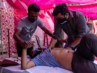 La variante india está provocando casi 4.000 muertes diarias en ese país.