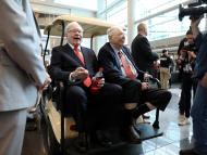 Warren Buffett y Charlie Munger