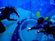 Blue abbys, la piscina más profunda del mundo