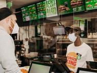Burger King 100% vegetariano en Colonia (Alemania)