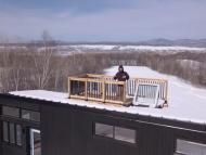 Captura de pantalla del vídeo de presentación de la casa prefabricada Magnolia V8 en el canal de YouTube de Minimaliste.