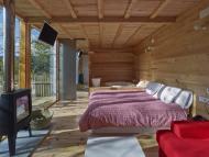 Casa prefabricada de madera de Addomo.