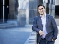 Federico Pienovi, CBO para la región EMEA de Globant, especialistas en transformación digital de las empresas a través de la IA
