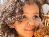 Kashe Quest, niña superdotada de 2 años
