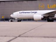 Lufthansa presenta Aeroshark, su recubrimiento 'escamado' para ahorrar combustible