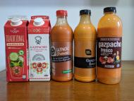 mejores gazpachos supermercado