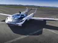 Modelo de AirCar, coche volador desarrollado por de Klein Vision